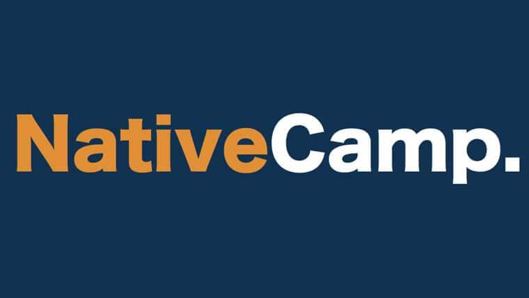 オンライン英会話「ネイティブキャンプ」のロゴ画像