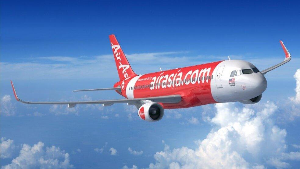 エアアジア航空機