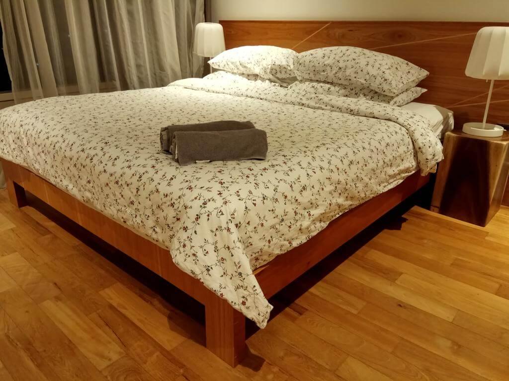 ブキッビンタンのコンドミニアム「Vortex Suite KLCC by Alibaba」の部屋(ベッドルーム)