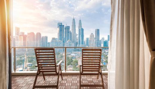 【マレーシア】コンドミニアム短期滞在レビュー!1ヶ月の短期でも住める、おすすめコンドミニアム