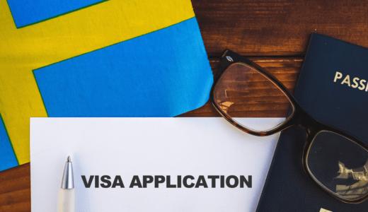 【スウェーデンのワーホリ】ビザ申請~申請方法と必要な書類を徹底解説~